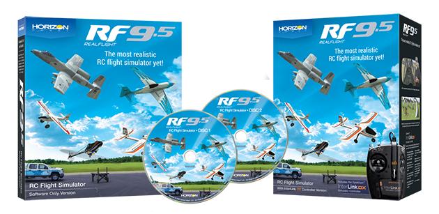 RF9.5 Product Packaging